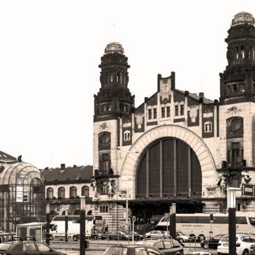 Вокзалы Праги