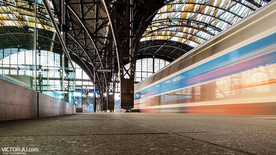 Hlavní Nádraží, Прага - главный вокзал в Праге