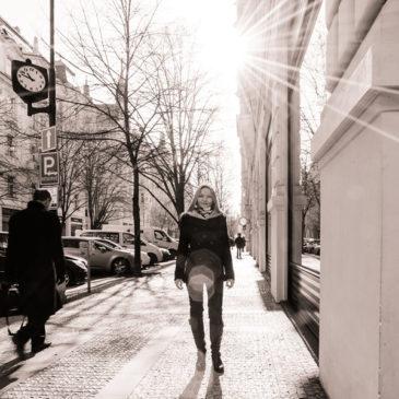 Фотосессия в Праге