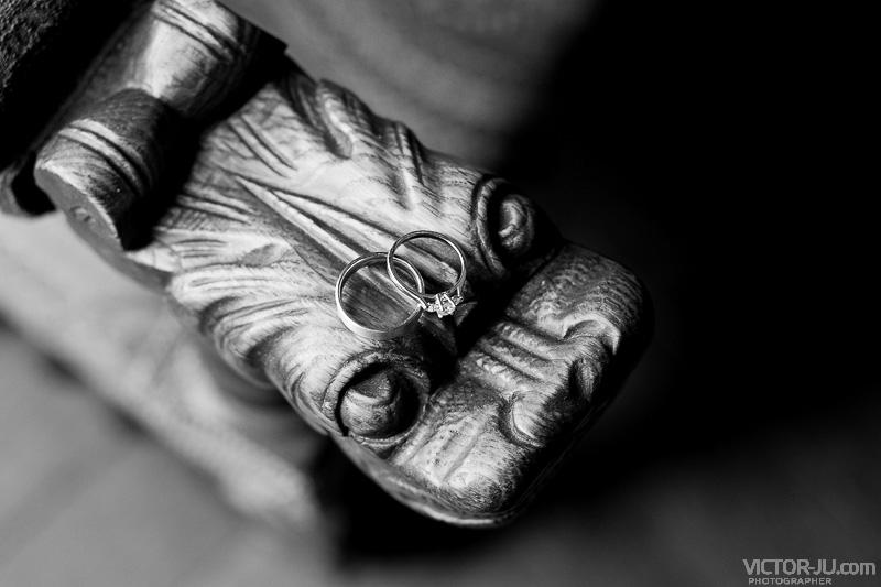 Свадебные кольца Екатерины и Ярослава