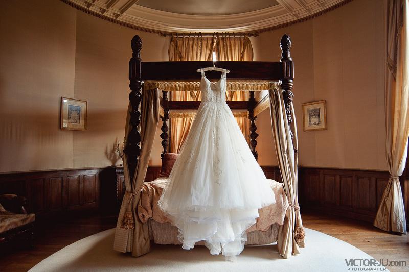 Платье невесты Екатерины