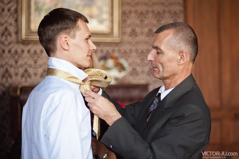 Сборы жениха Ярослава