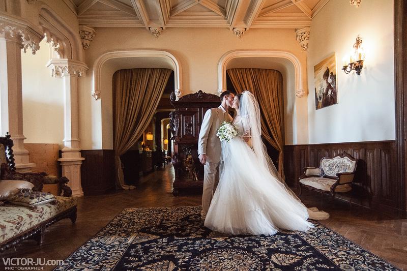 Свадьба во Франции - встреча Ярослава и Екатерины