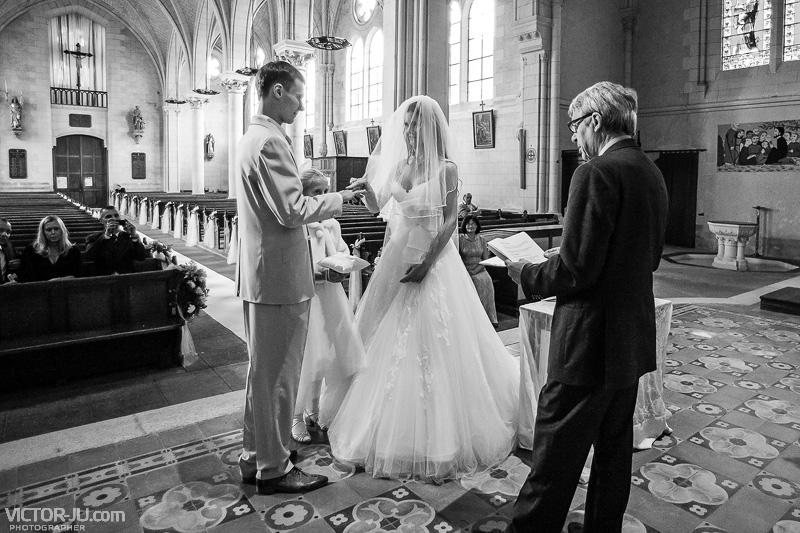 Венчание во Франции Ярослава и Екатерины