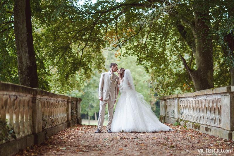 Свадебная фотосессия во Франции