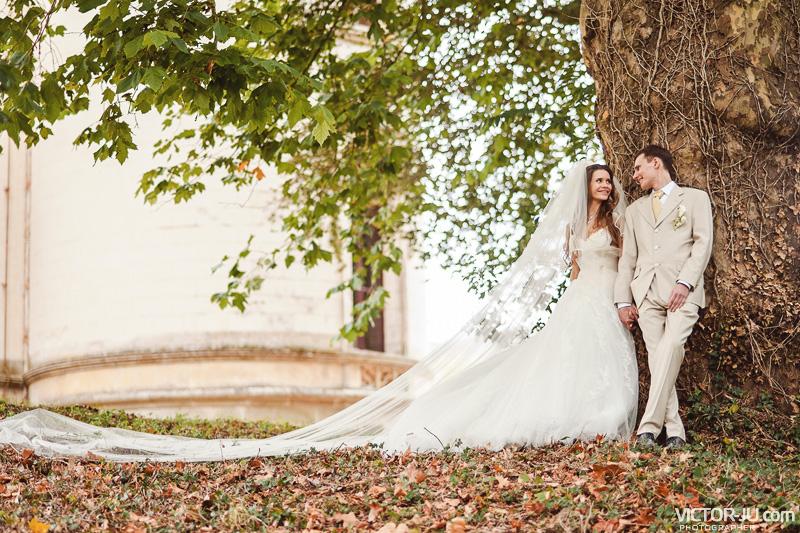 Свадебный фотограф во Франции - Виктор Здвижков