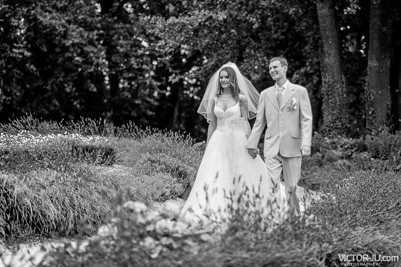 Свадьба Екатерины и Ярослава во Франции