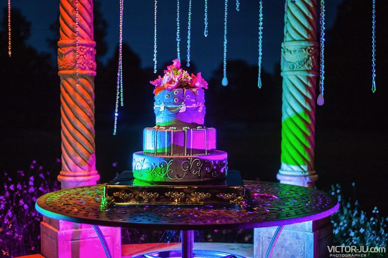 Свадебный торт во Франции