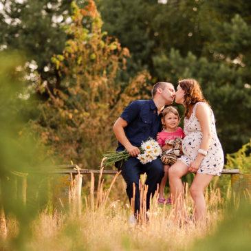 Детская, семейная и беременная фотосессии