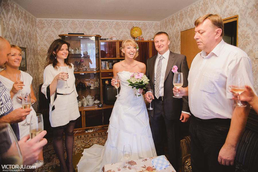 Венчание в Бресте