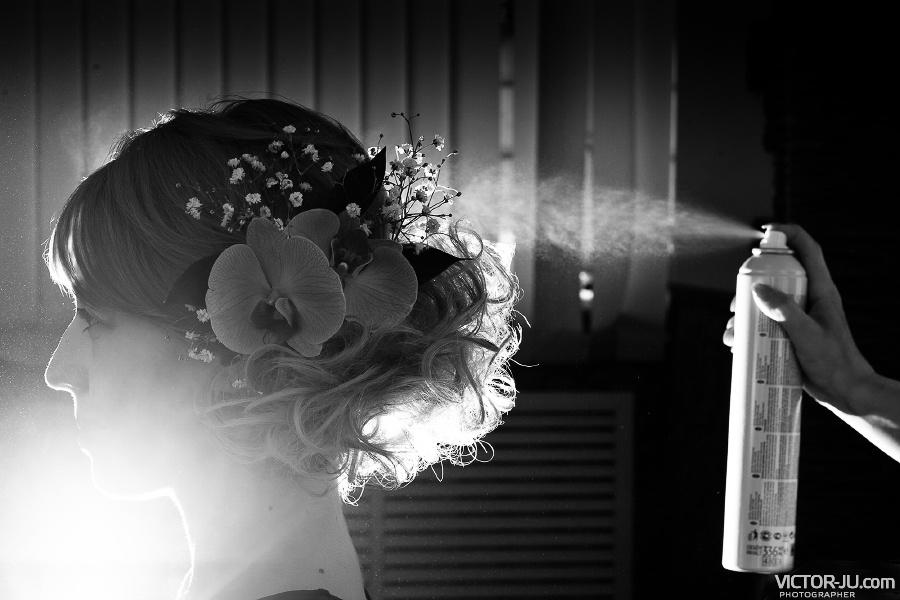 Свадебная прическа Брест фото
