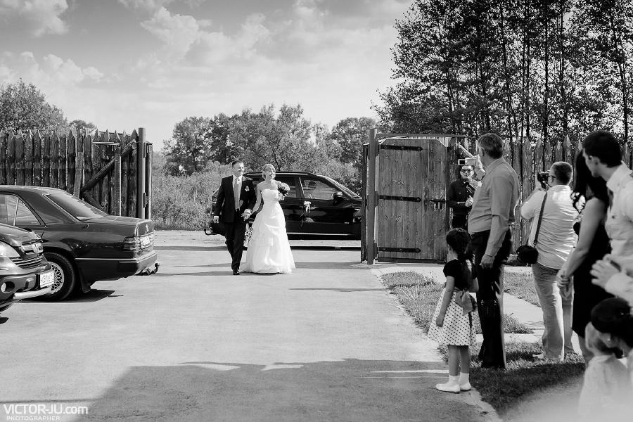 Эко-свадьба в Бресте