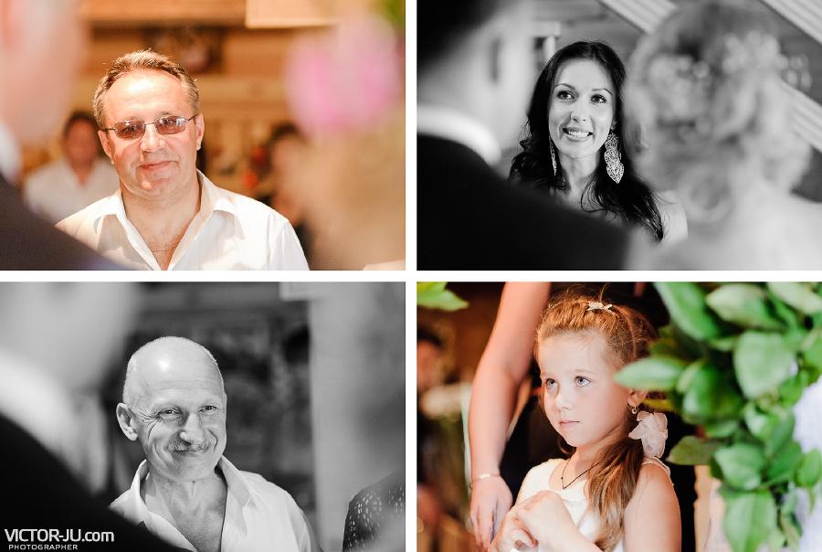 Свадебные поздравления от гостей