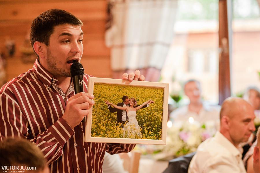 Ведущий на свадьбу в Бресте Александр Красносельских