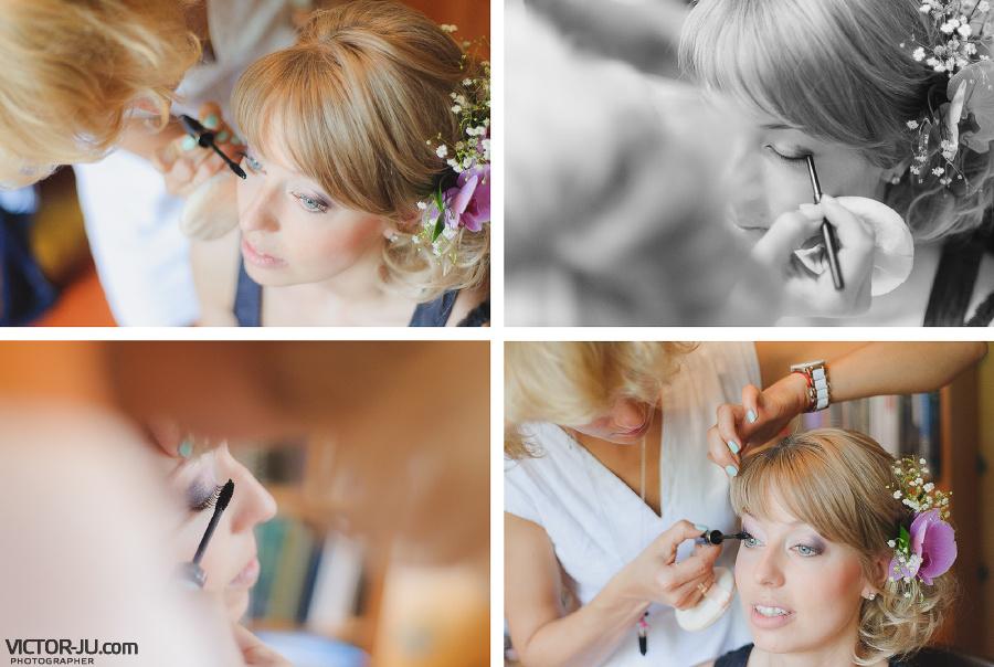 Макияж на свадьбу Брест фото