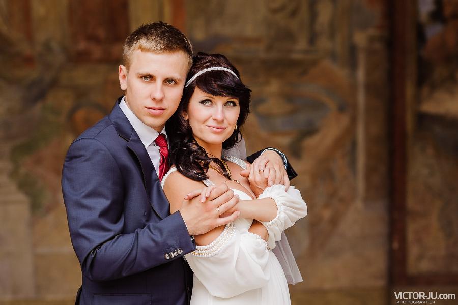 Свадьба в Праге Ивана и Виктории
