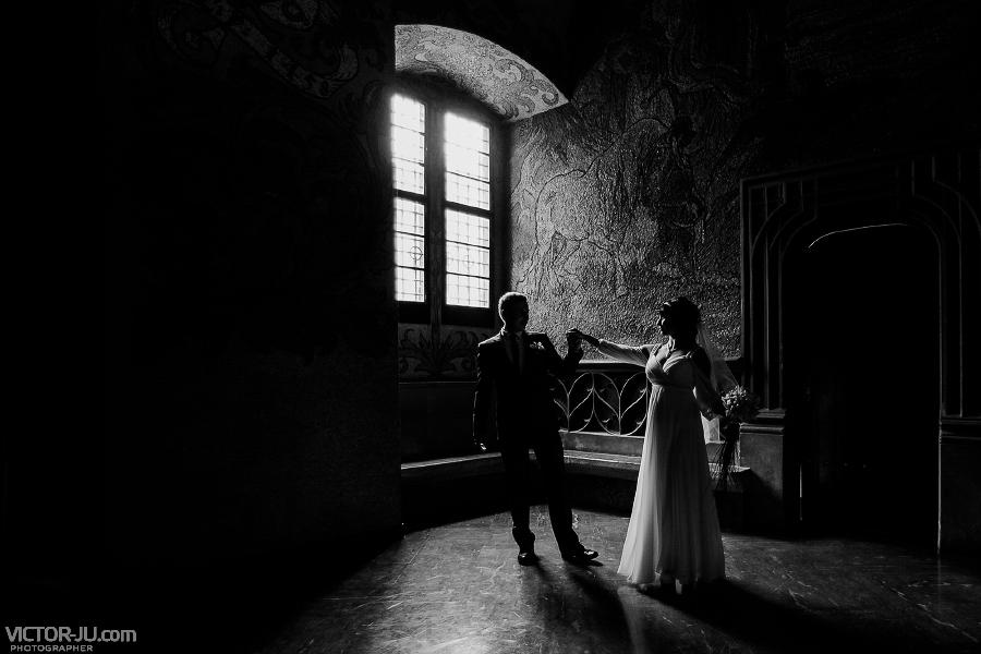 Свадьба в Староместской Ратуши