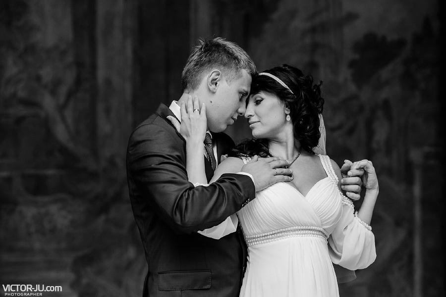 Свадебная фотография Виктории и Ивана в Праге