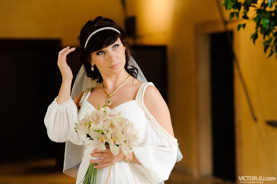 Невеста Виктория в Праге