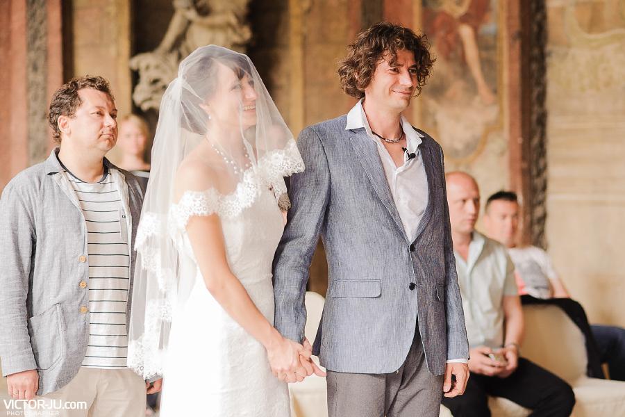Свадьба в Праге фото