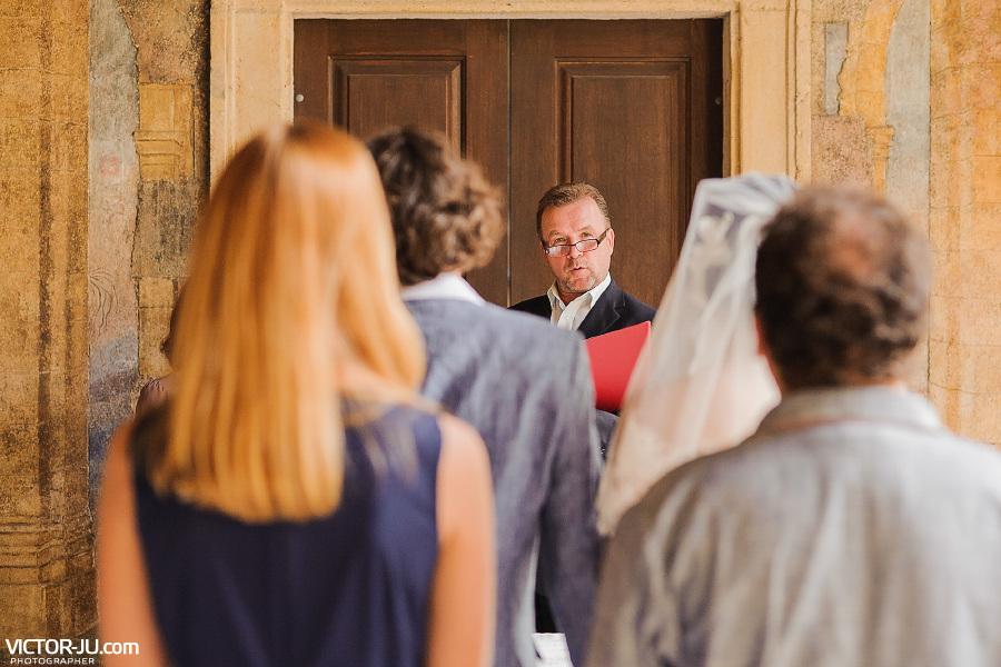 Свадебный регистратор в Праге