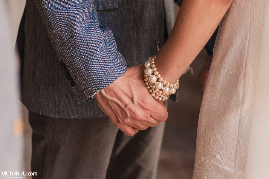 Свадебная бижутерия невесты в Праге
