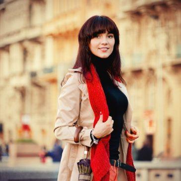 Осень в Праге — фотосессия Алеси
