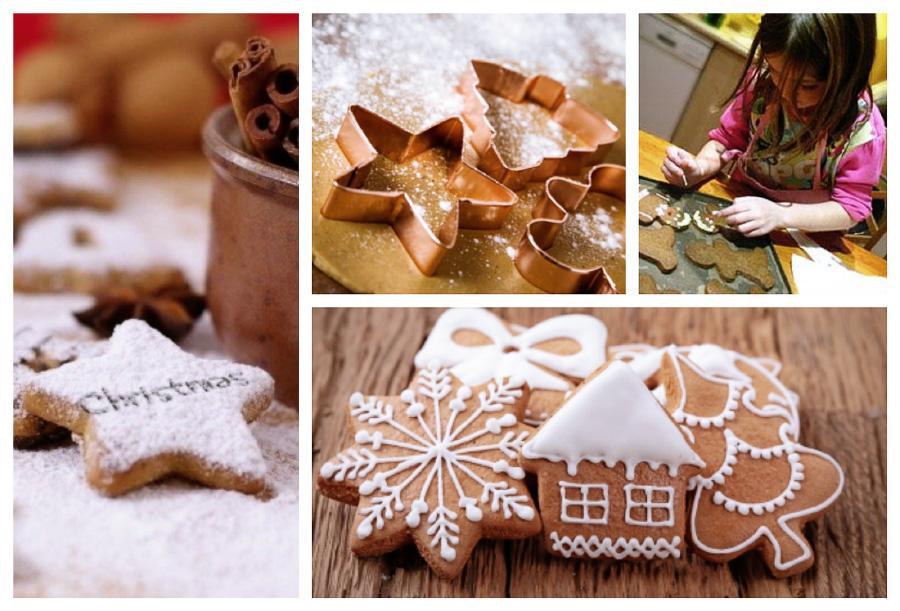 Рождественское печенье в Чехии