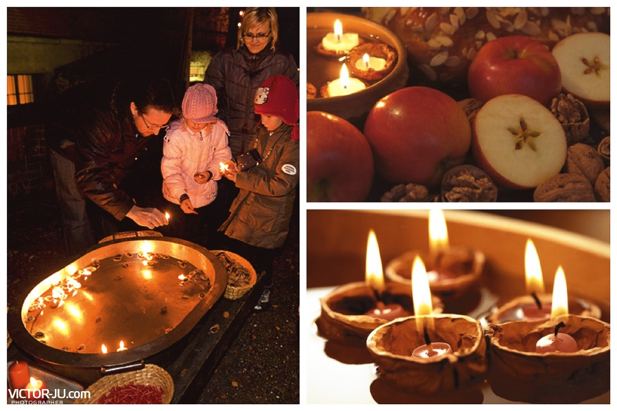 Традиционное гадание на Рождество в Чехии