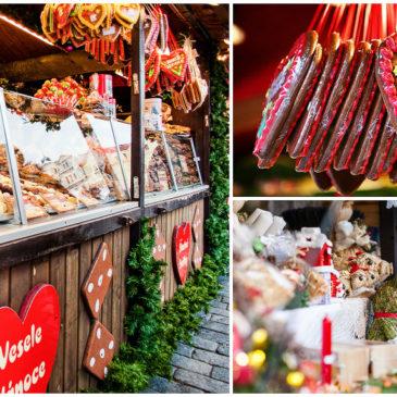 Рождество  в столице Чехии — городе Прага