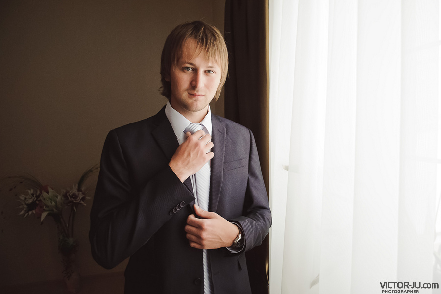 Портрет жениха в Минске