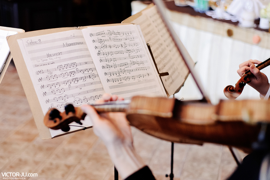 Классическая музыка на свадьбе