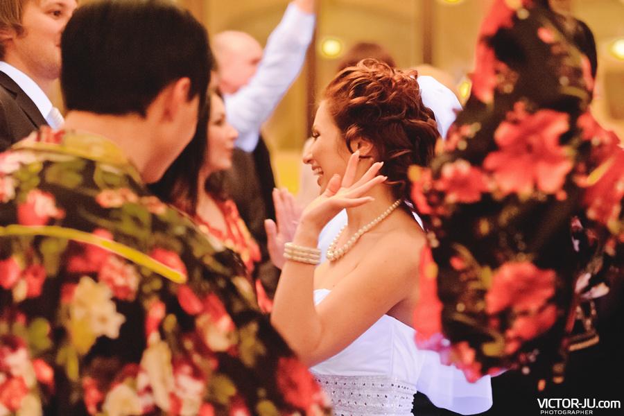 Зажигательные танцы на свадьбе