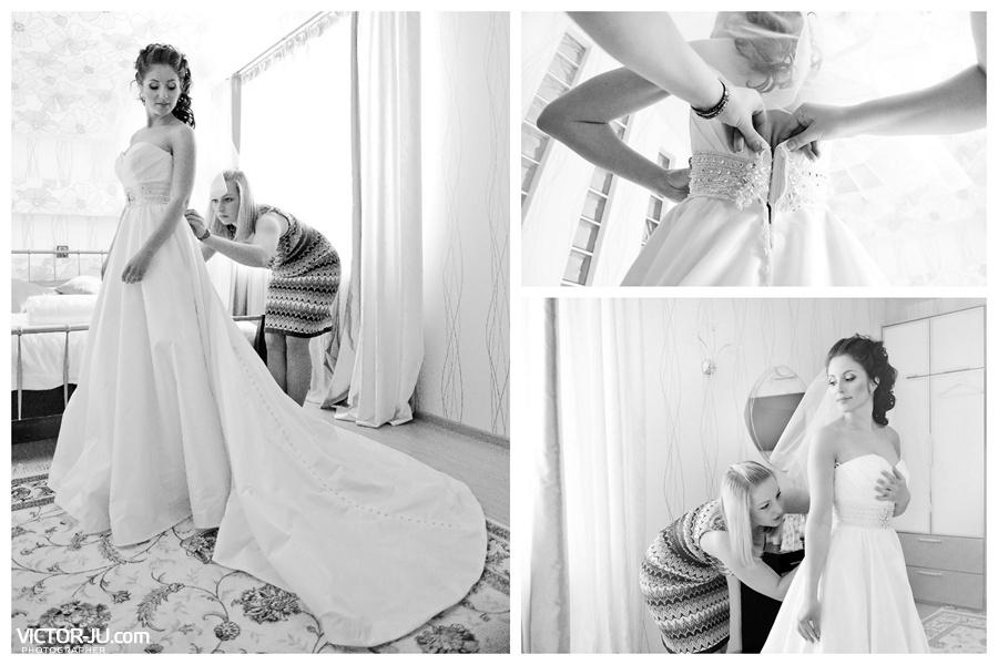 Платье невесты сборы