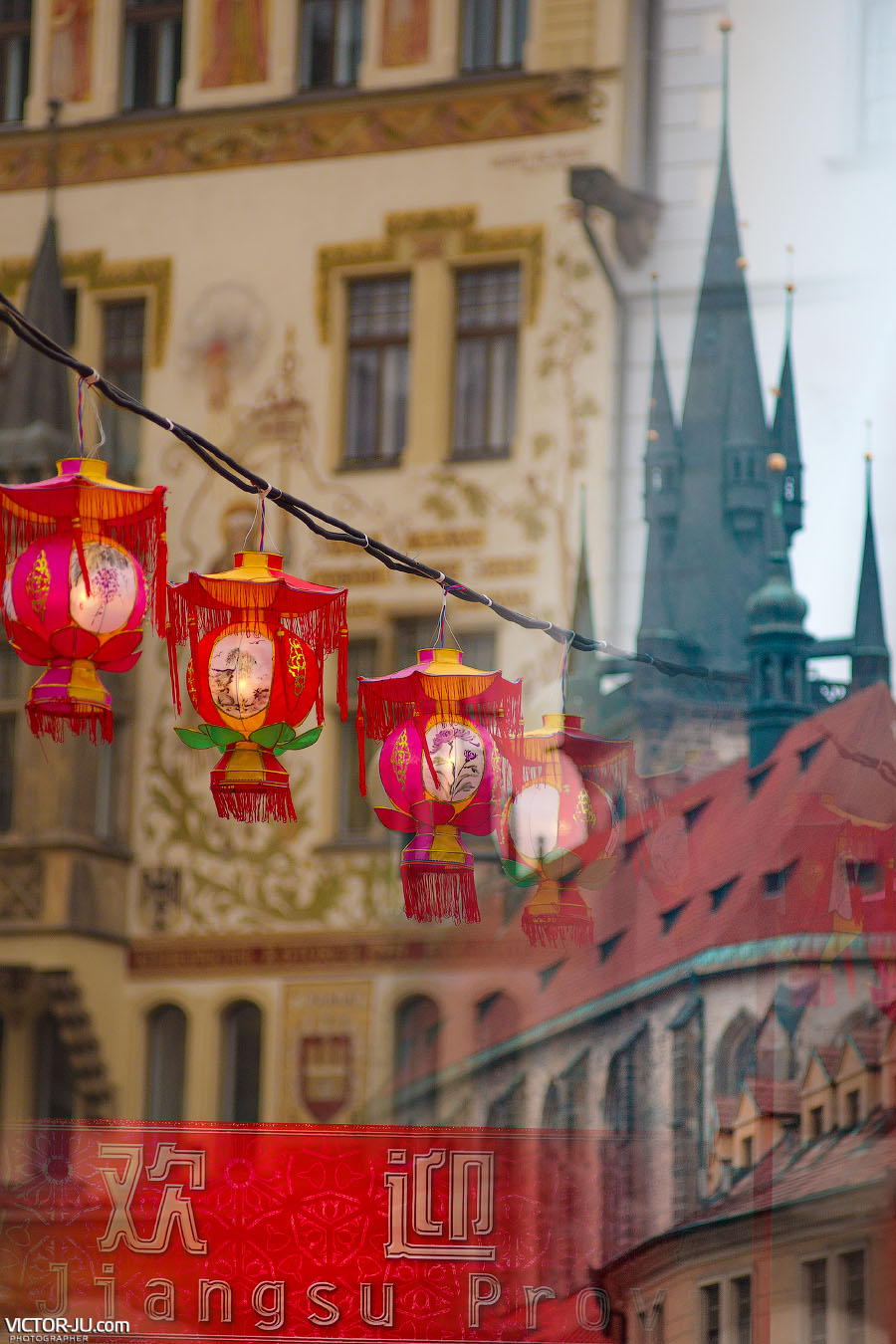 Прага в феврале фото