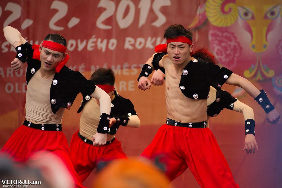 Школа кунг-фу в Праге