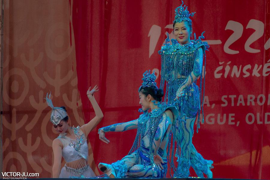 Танцы на Староместской площади