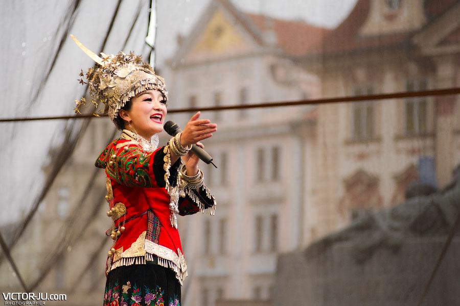 Китайские национальные песни
