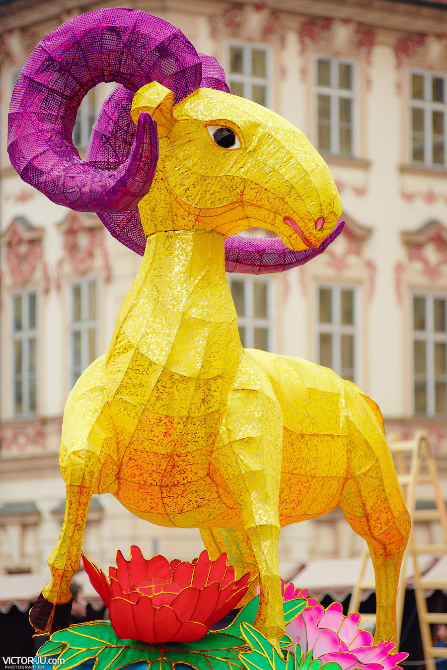 Символ Нового года 2015 - Коза