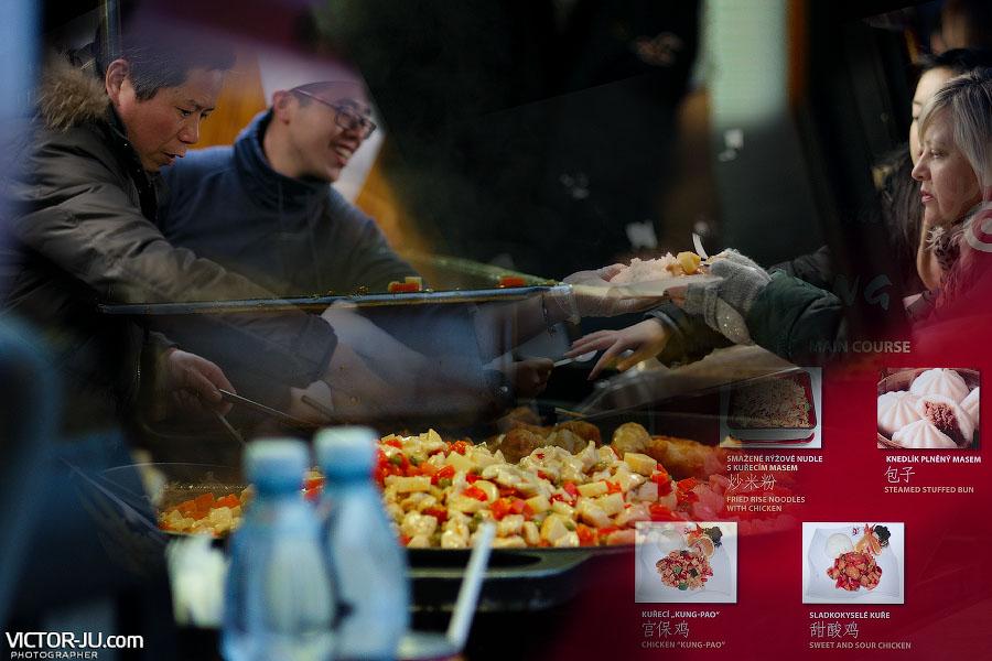 Угощения на китайский Новый год