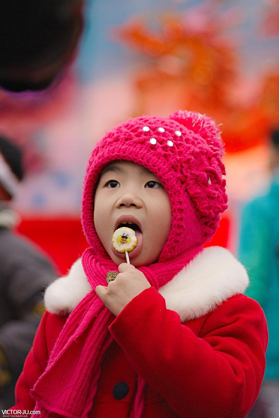 Дети Китая