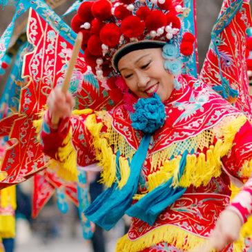Китайский новый год 2015 в Праге