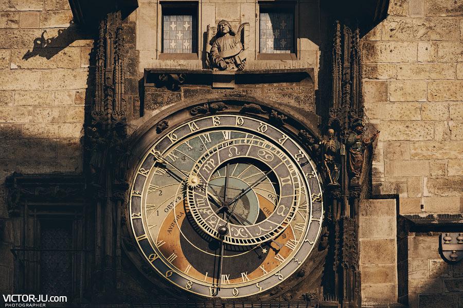 Часы Орлой в Праге
