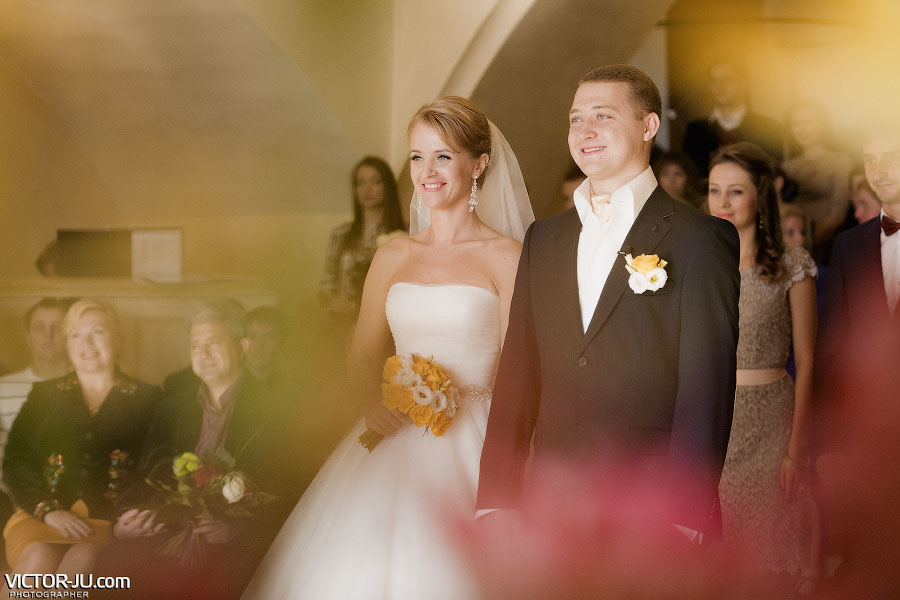 Регистрация брака в ратуше