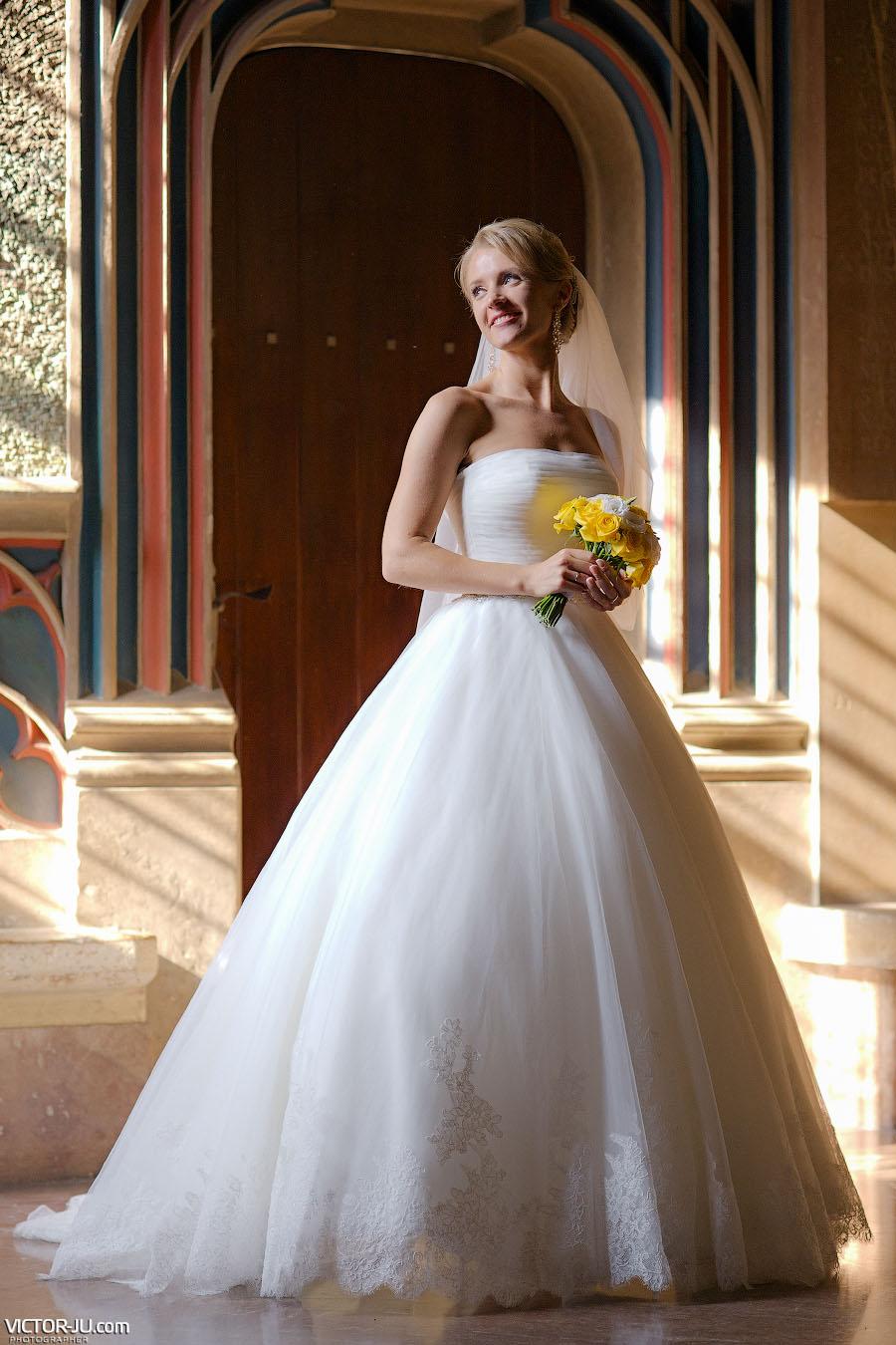Портрет невесты в Праге