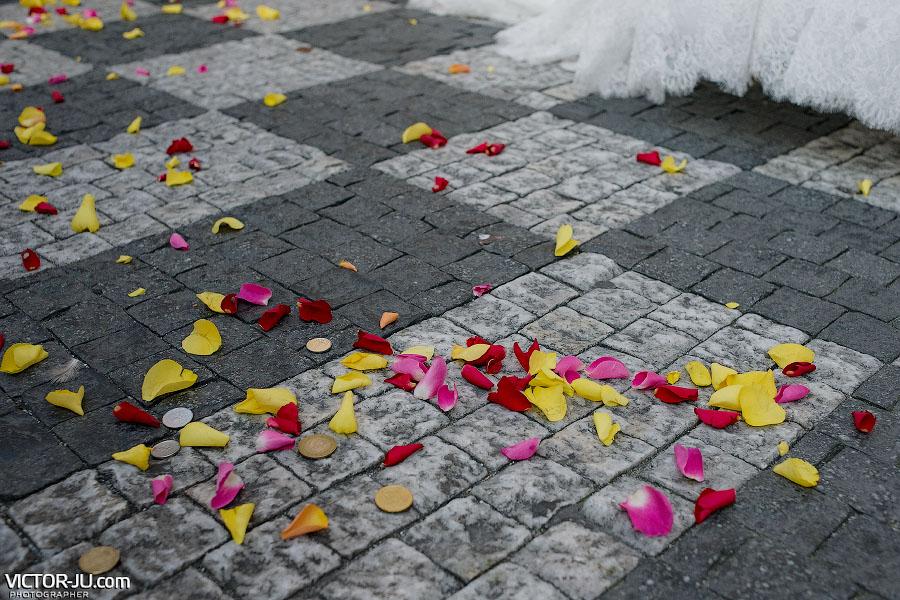Традиции на свадьбе в Чехии