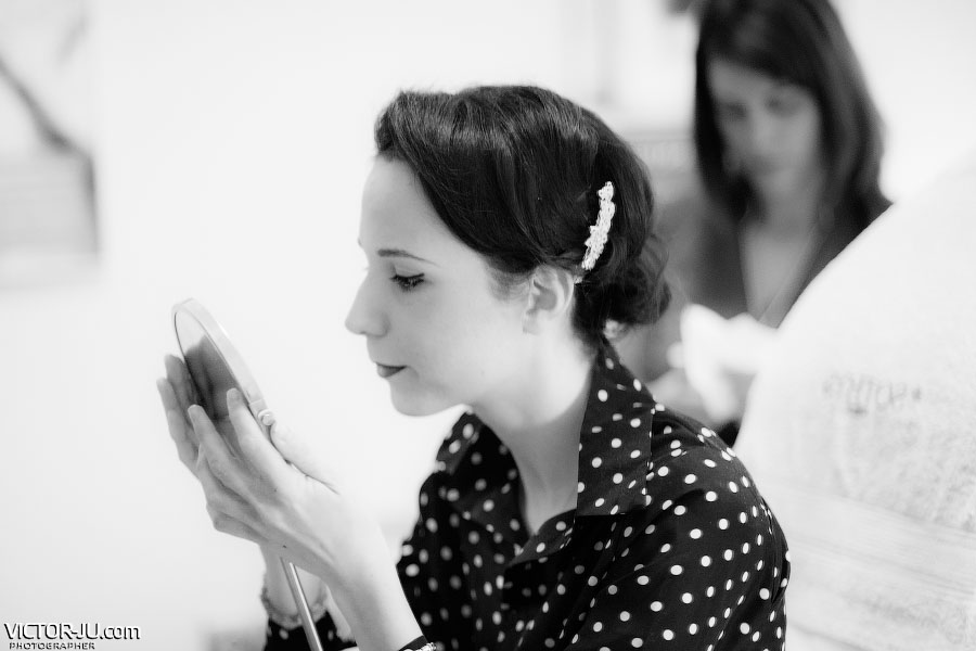 Услуги парикмахера и визажиста в Праге