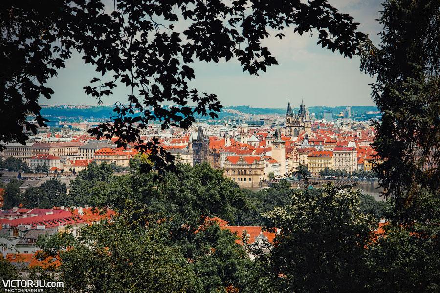 Праге в сентябре