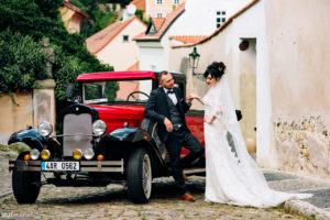 Свадьба в Праге Юлии и Юрия