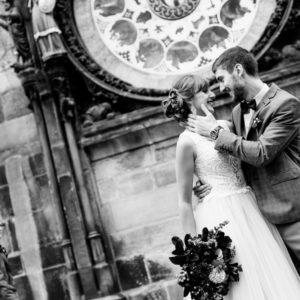 Свадьба в Праге Антона и Татьяны